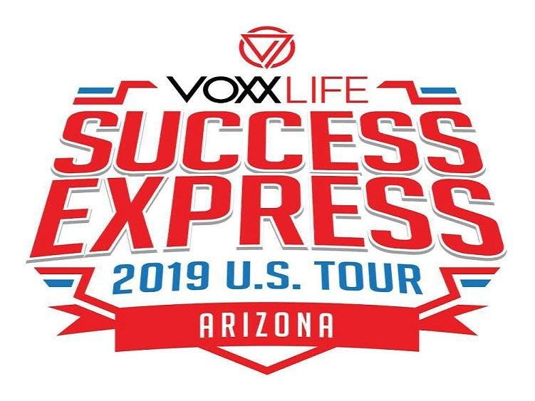 VoxxLife Success Express Tour - Phoenix