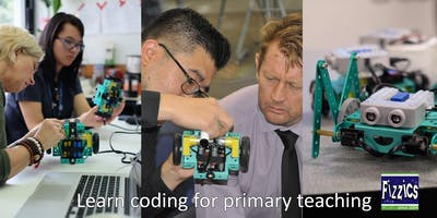 Coding TPL Day for Primary Teachers