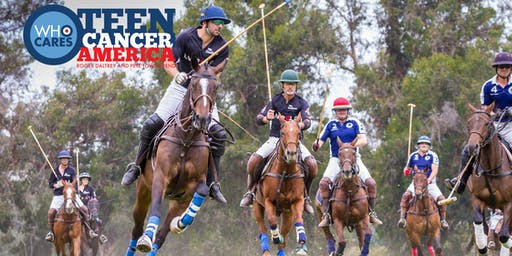 Teen Cancer America Polo Event in Los Angeles