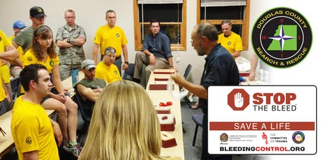 Stop the Bleed, Become an Immediate Responder (Larkspur) tickets