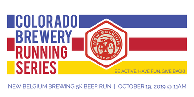 Beer Run - New Belgium Brewing 5k - Colorado Brewery Running Series