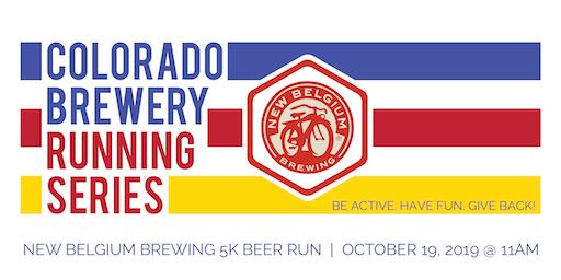 Beer Run - New Belgium Brewing 5k - Colorado Brewery Running Series