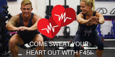 Sweat Your Heart Out with F45 Summerlin