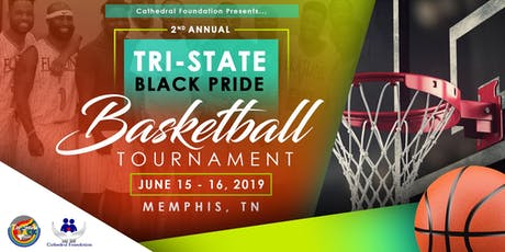 2nd Annual Tri-State Black Pride Co-Ed Basketball Tournment  tickets