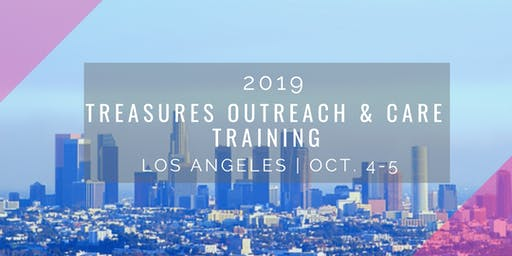 Treasures Outreach & Care Training | Oct.4-5,2019