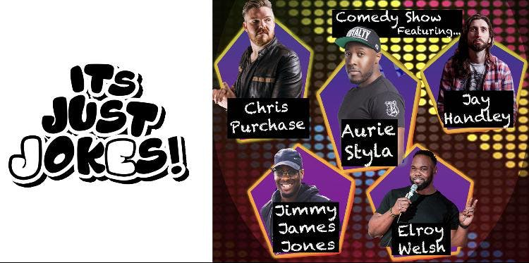 It's Just Jokes Comedy Show - Episode 2