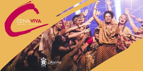 Cena Viva: Jogos Teatrais | PUC-SP e Oficina Viva ingressos