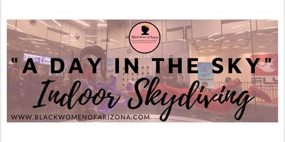 """BWA """"A Day In The Sky"""" Indoor Skydiving"""