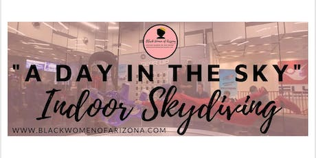 "BWA ""A Day In The Sky"" Indoor Skydiving tickets"