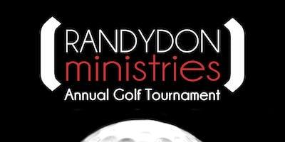 10th Annual RandyDon Ministries Golf Tournament