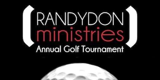 3rd Annual Pennsylvania RandyDon Ministries Golf Tournament
