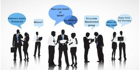 WAM Sandston Mastermind Meeting tickets