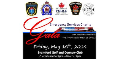 Emergency Services Charity Gala