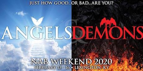 NAB Weekend 2020: Angels & Demons tickets