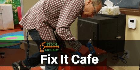 St. Albert Tool Library Fix-It Café tickets