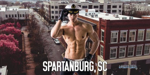 Male Strippers UNLEASHED Male Revue Spartanburg SC 8-10PM