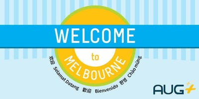 AUG Plus Melbourne New Students Welcome Day, Sem 1, 2019