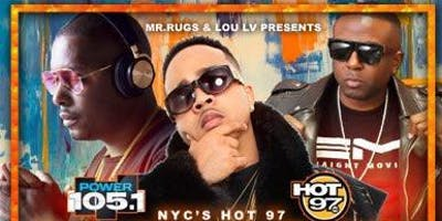 DJ YOUNG CHOW + DJ SELF + DJ MAGIC  || FRIDAY FEBRUARY 15 @ STATS CHARLOTTE