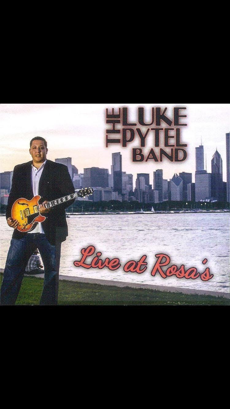 The Luke Pytel Band at TAK Music Venue