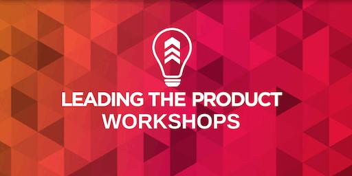 Leading the Product Workshops - Sydney