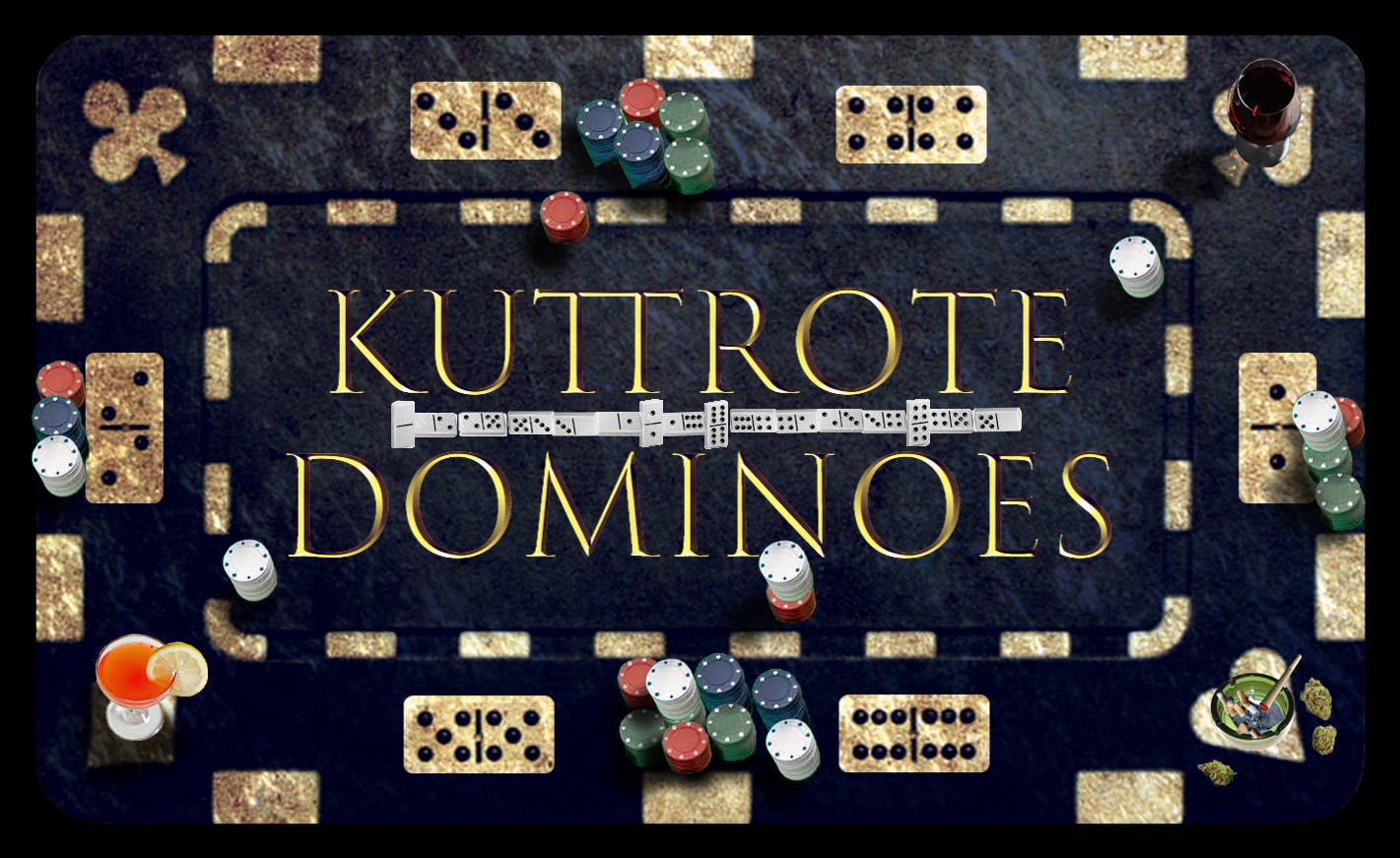 KUTTROTE Casino Style DOMINO Tournament