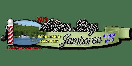 Alton Bay Barbershop Jamboree 2019 tickets