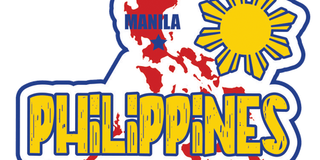 Race Across the Philippines 5K, 10K, 13.1, 26.2 -Independence tickets