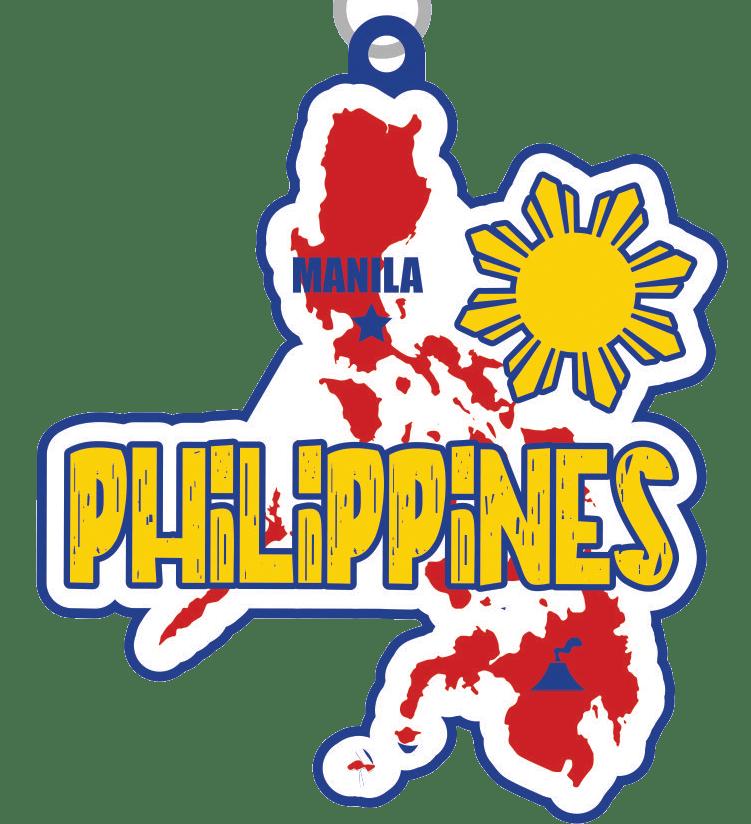 Race Across the Philippines 5K, 10K, 13.1, 26.2 -New York