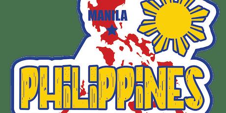 Race Across the Philippines 5K, 10K, 13.1, 26.2 -Charleston tickets