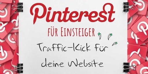 Pinterest für Einsteiger – gib Deiner Webseite einen Traffic-Kick