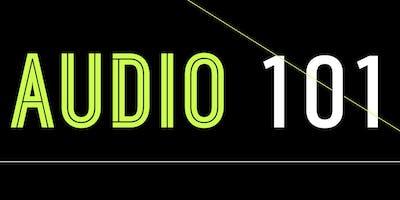 Audio 101 Seminar at Shure UK