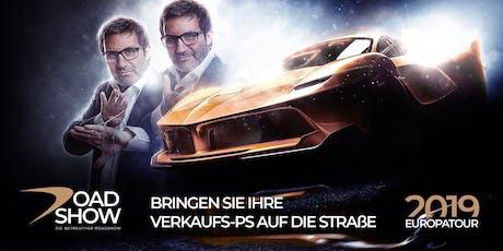 Carsten Beyreuther DIE 3 GEHEIMNISSE DER WELTWEIT ERFOLGREICHSTEN VERKÄUFER Tickets