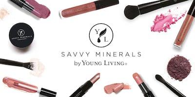 Young Living Savvy Mineral predavanje