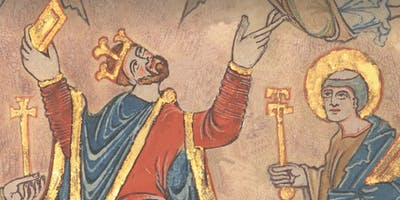 Public Lecture Series: Claire Breay - Curating 'Anglo-Saxon Kingdoms: Art, Word, War' at the British Library