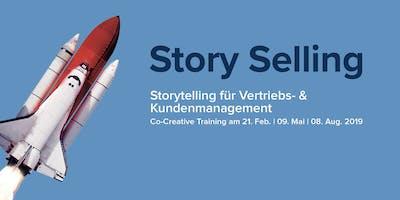 Story Selling | Storytelling für Vertriebs- & Kundenmanagement