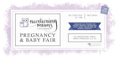 Nurturing Mums Pregnancy and Baby Fair