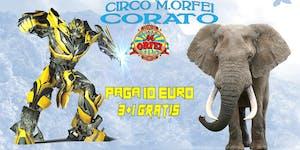 A Corato arriva il Circo M.Orfei fino all'11 febbraio