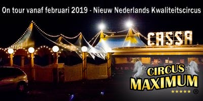 Circus Maximum in Uithoorn!
