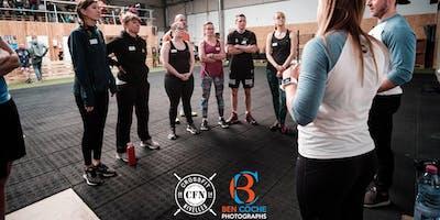 Initiation à la méthode CrossFit - Incredible Oasis Ciaco