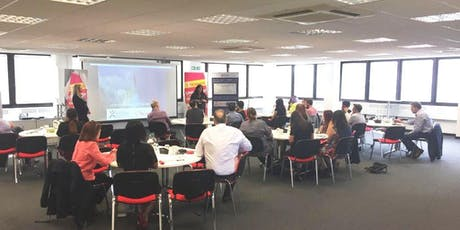 How to drive your business to the next LEVEL - Croydon - June tickets