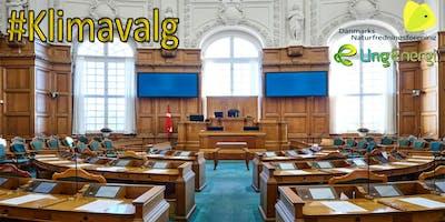 Klimavalg - Paneldebat med østjyske politikkere