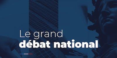 Grand débat National - il Grande dibattito Nazionale