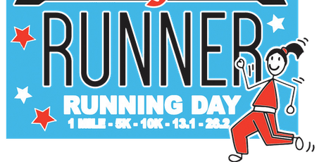 2019 Running Day 1 Mile, 5K, 10K, 13.1, 26.2 - Cambridge tickets