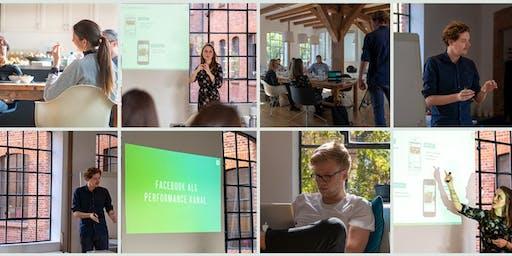 upljft Bootcamp: Facebook & Instagram für Einsteiger