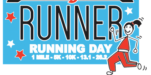 2019 Running Day 1 Mile, 5K, 10K, 13.1, 26.2 - Albuquerque