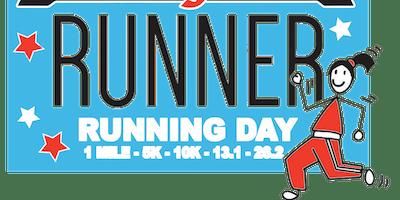 2019 Running Day 1 Mile, 5K, 10K, 13.1, 26.2 - Syracuse