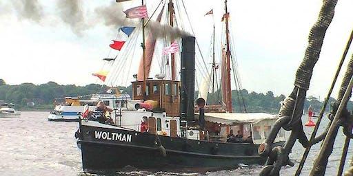 Schleppdampfer WOLTMAN