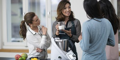 """First Class with Thermomix"" Cooking Class"