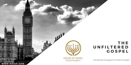 Sabbath Services @ House of Israel UK