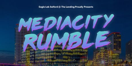 MediaCity Rumble Games Night tickets